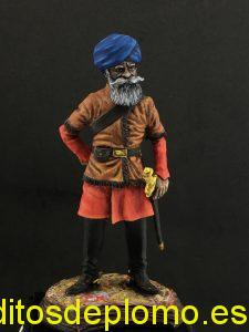 Series 77, 2nd Punjab Cavalry Probyn´s Horse 1857