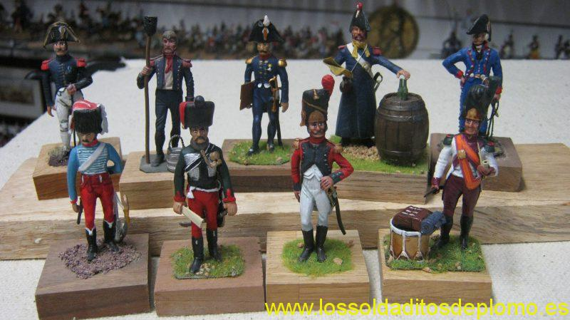 Lasset -French Navy,Artillery Train,Hussars,Paris Garrison Guard and Guard,Kingdom of Italy
