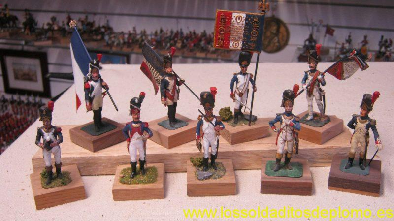 Lasset-Imperial Guard Officers and Standards