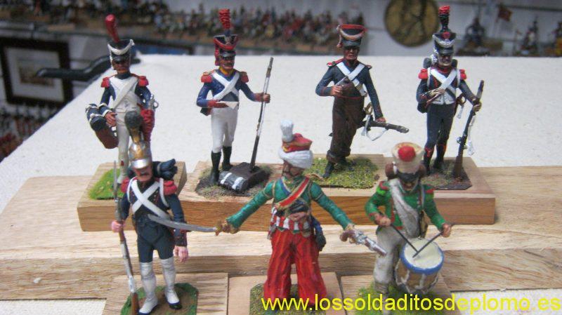 Lasset-Napoleonic French Infantry