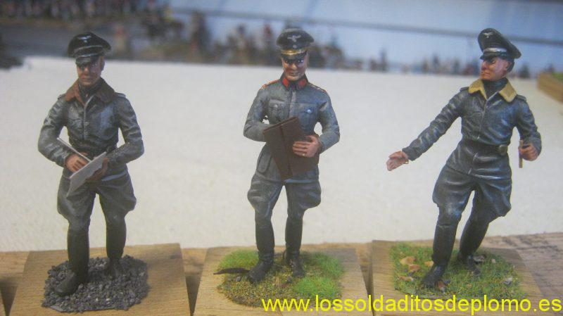 Luftwaffe Pilots 1940 from Lasset Range