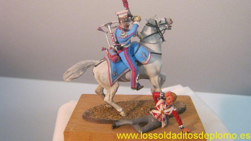 Niena Studios-Polish Lancer ,1815
