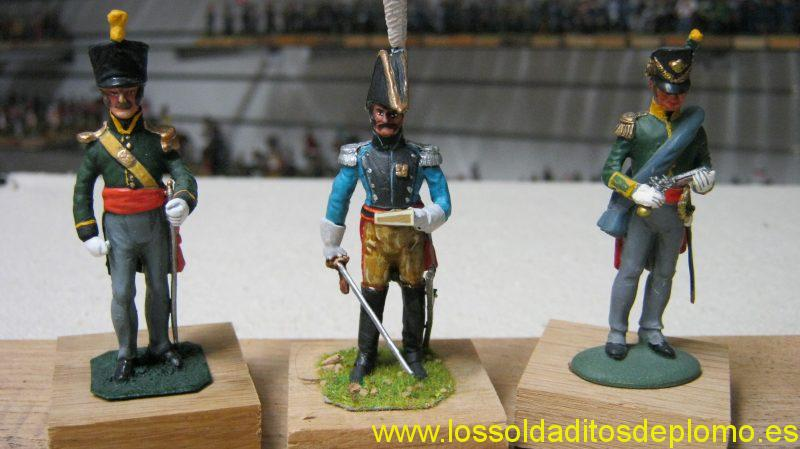Officers,Dutch 16th Jagers,1815,Dutch Heavy Cavalry ,1815,Dutch 36th Jager Flanquers Regiment 1815.