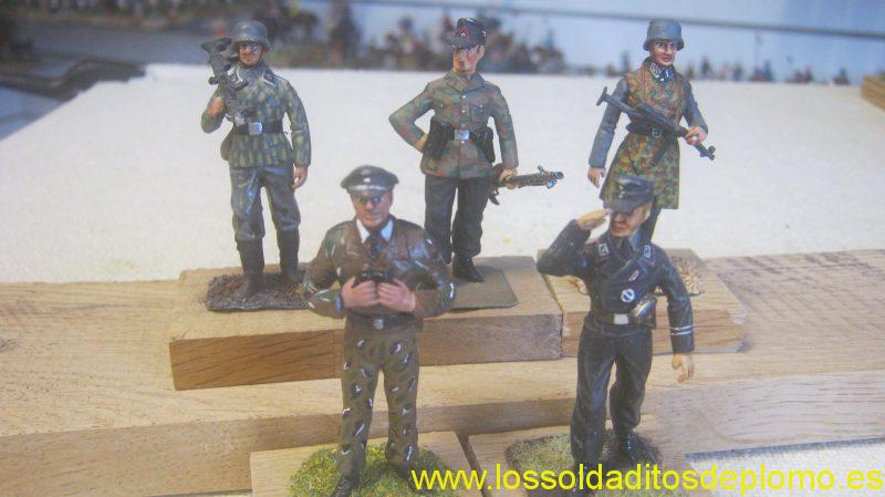 Panzer Grenadiers,1940 from Lasset Range