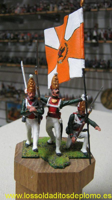Parlovsky Guards 1812 by ATS