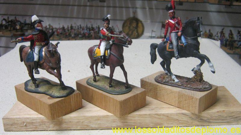 Phoenix-Wellington ,Spain 1809. Hinchliffe-Officer,Gordon Highlanders 1815. Tradition-Officer Highland Brigade 1815