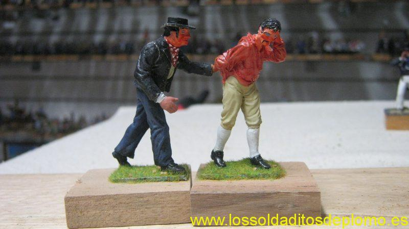 Press Gang 1805 by Sanderson