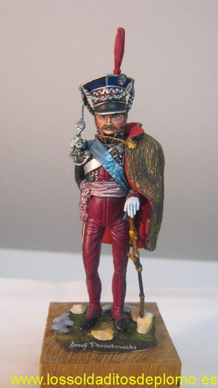 Ron Cameron-Josef Poniatowski ,Polish Brigade