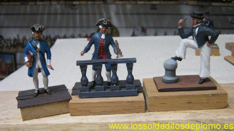 Royal Navy 1776 and 1856 by Ensign