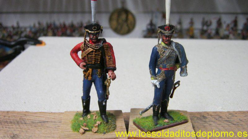 Russian Hussars 1812,from Niena Studios