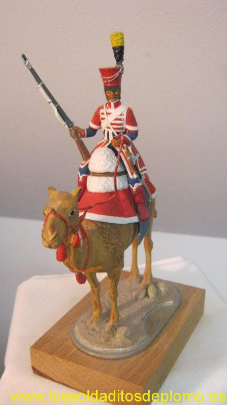 Series 77-French Camel Corps,Egypt 1798
