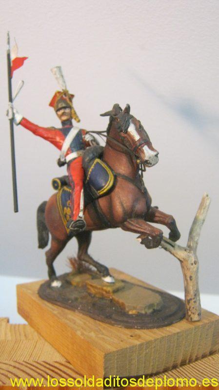 Series 77-Red Lancer,1815