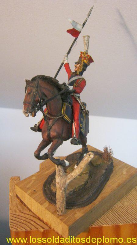 Series 77-Red Lancer,1815 -b