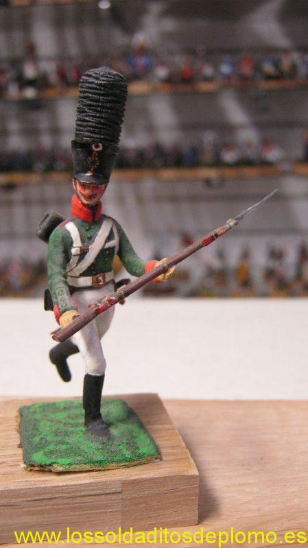 St.Petersburg Grenadier,1808 From Norman Newton