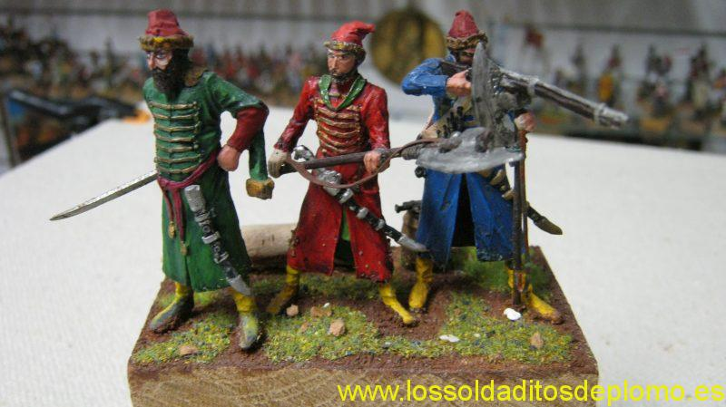 Streltsy (Infantry) 1682 by EK Castings