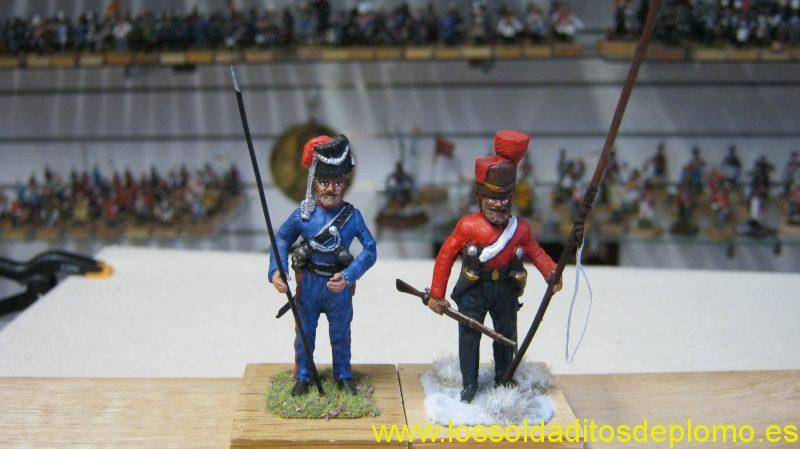 Ural Cossacks 1820, by Stadden
