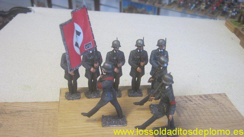 Waffen SS Parade by CJB of Hull