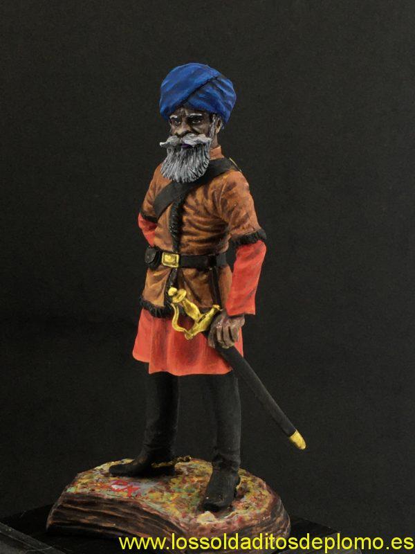 Series 77, 2nd Punjab Cavalry Probyn´s Horse 1857-2