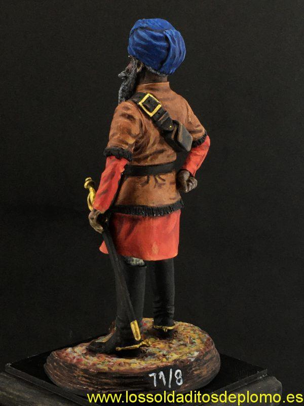 Series 77, 2nd Punjab Cavalry Probyn´s Horse 1857-3