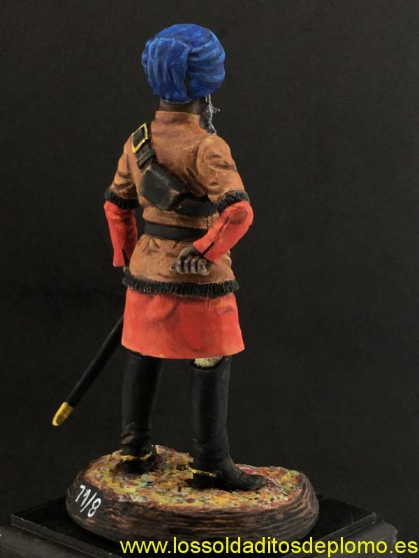 Series 77, 2nd Punjab Cavalry Probyn´s Horse 1857-4