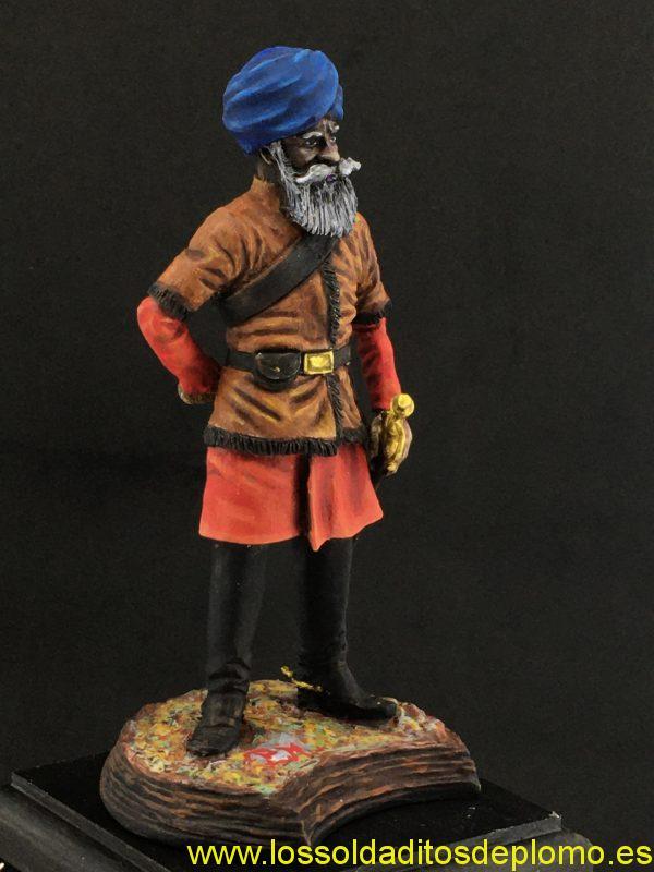 Series 77, 2nd Punjab Cavalry Probyn´s Horse 1857-5