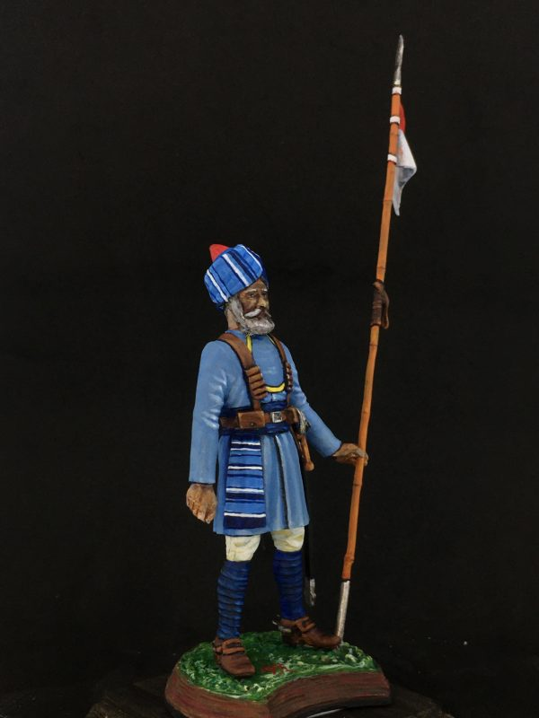 Series 77, Trooper Native Lancers-4