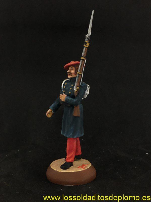soldado infanteria carlista, almirall palou-1