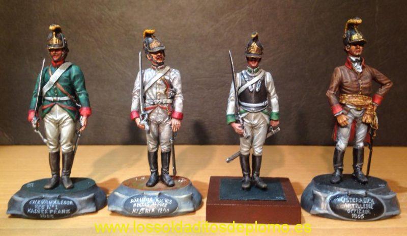 Ejército austriaco 1800 -1805