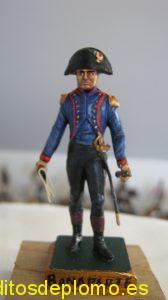 Labayen S1,1 Captain Bonaparte ,Toulon 1792