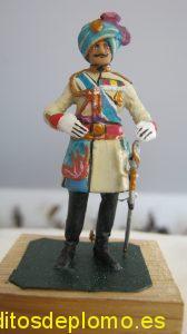 Major General Sir Pratap Singh 1900