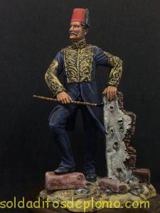GENERAL CHARLES G. GORDON EN KHARTOUM-1