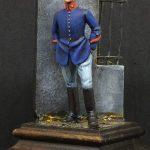 Capitán Escuadrón Montado de la Guardia Real , 1910-1923-1