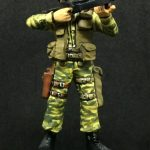 soldado de plomo fuerzas de elite Commando da Selva, Brasil-1