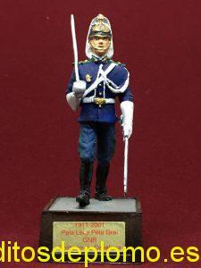 Guardia Nacional Republicana 1911-2001 Soldat 54mm